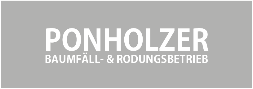 Baumweg | Elmar Ponholzer - Logo